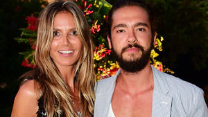 Heidi Klum und Tom Kaulitz im Tattoo-Partnerlook!