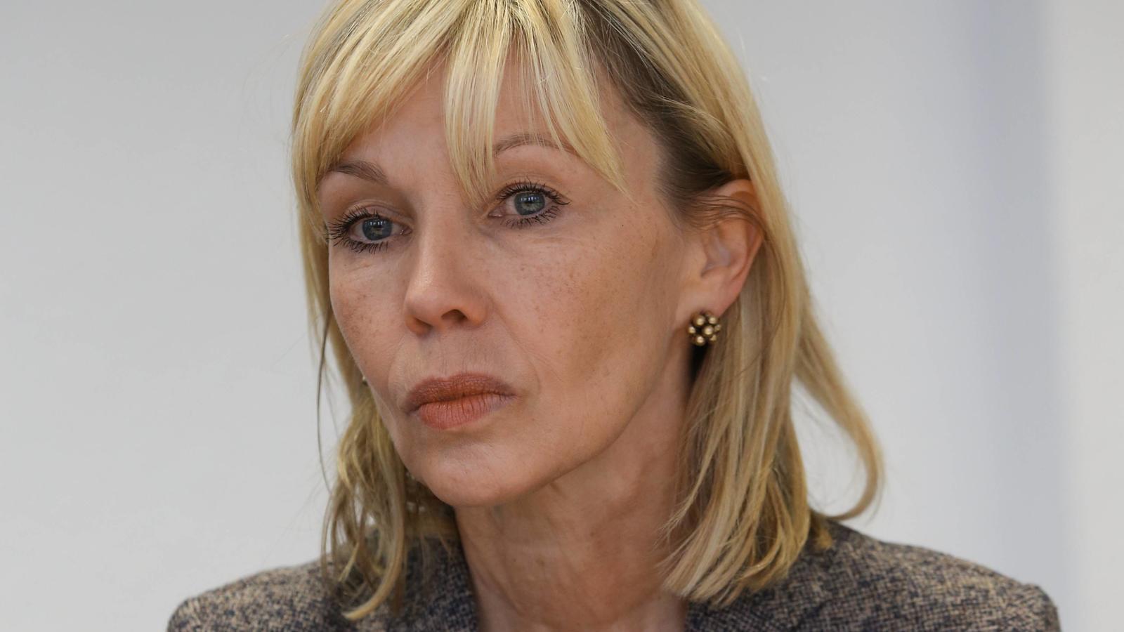 Doris Schröder-Köpf: Diese Vorwürfe macht sie Gerhard