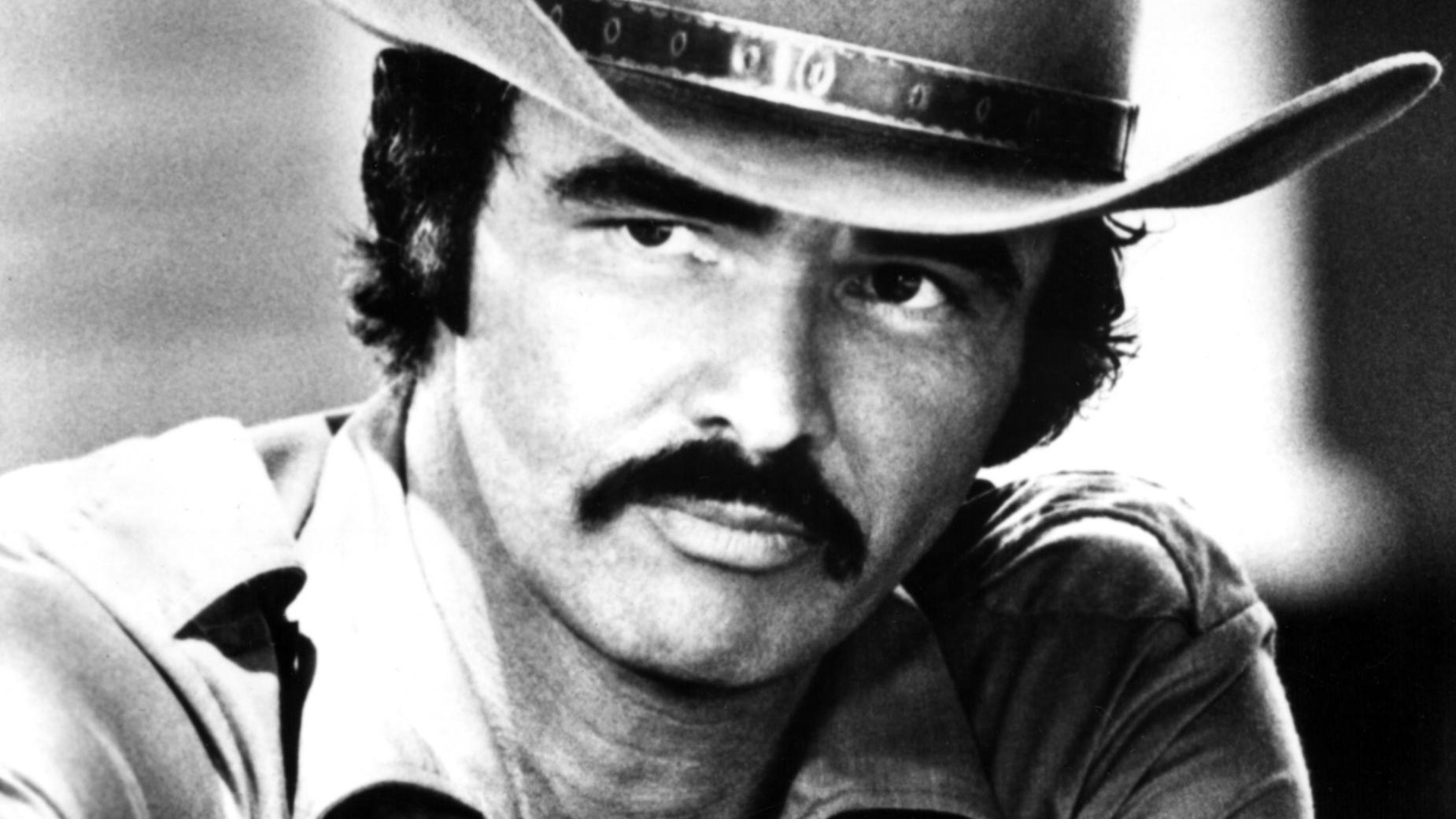Burt Reynolds Tot