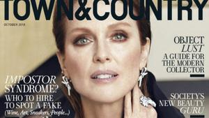 Julianne Moore: Mutter sein ist anstrengend