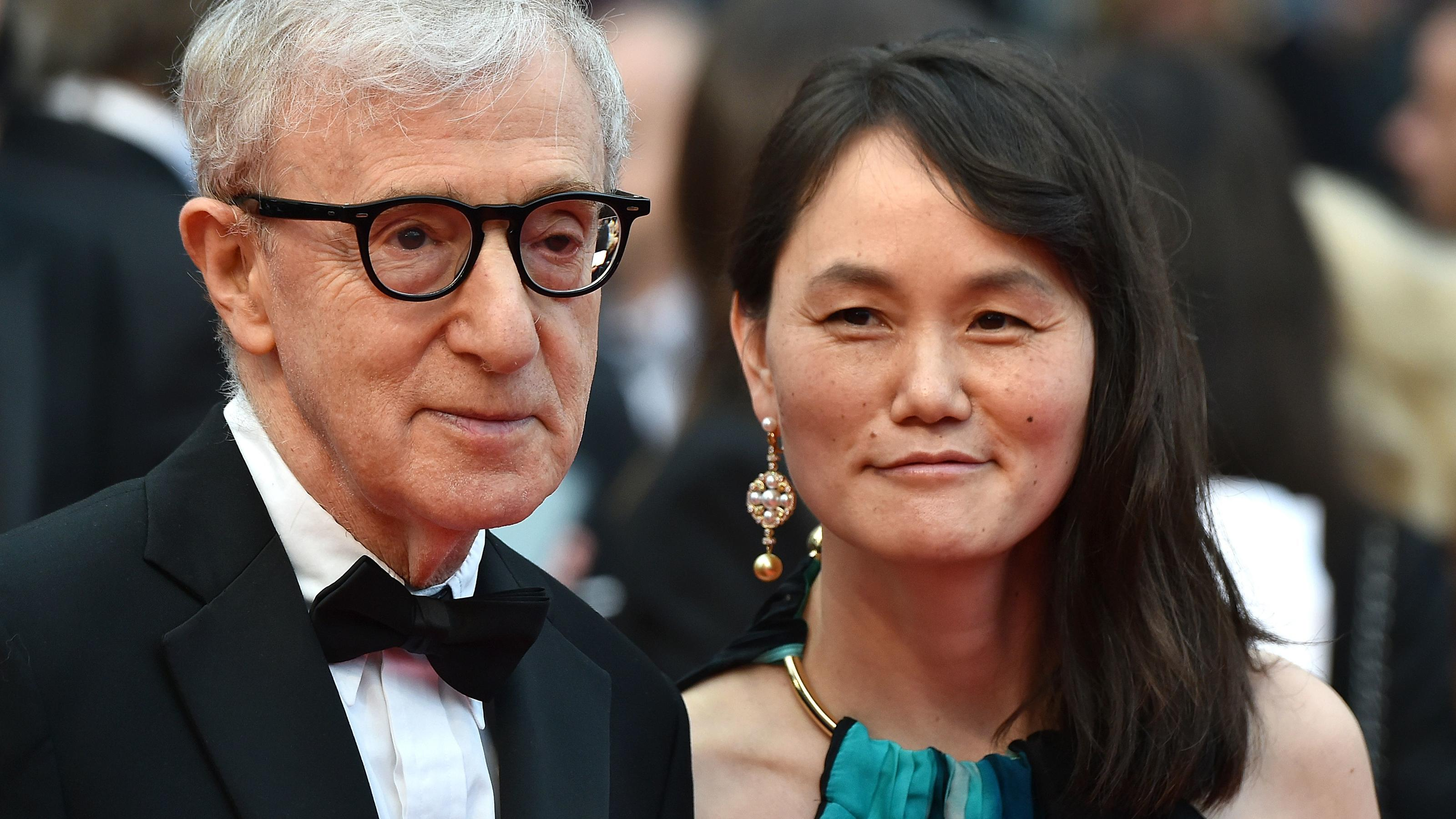 Woody Allen opens up about his marriage to Soon-Yi Previn | Daily Mail Online