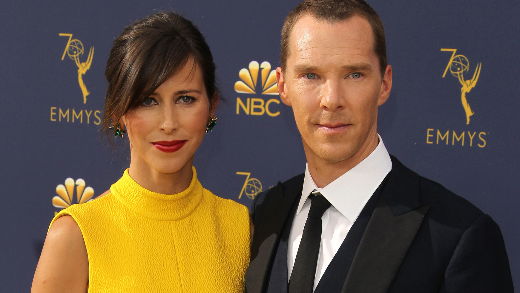 2018 Emmy Awards-  Los AngelesPictured: Benedict CumberbatchRef: SPL5025244 170918 NON-EXCLUSIVEPicture by: Jen Lowery / SplashNews.comSplash News and PicturesLos Angeles: 310-821-2666New York: 212-619-2666London: 0207 644 7656Milan: +39 02 4399 8577