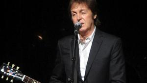 Sir Paul McCartney vergisst seine Songtexte