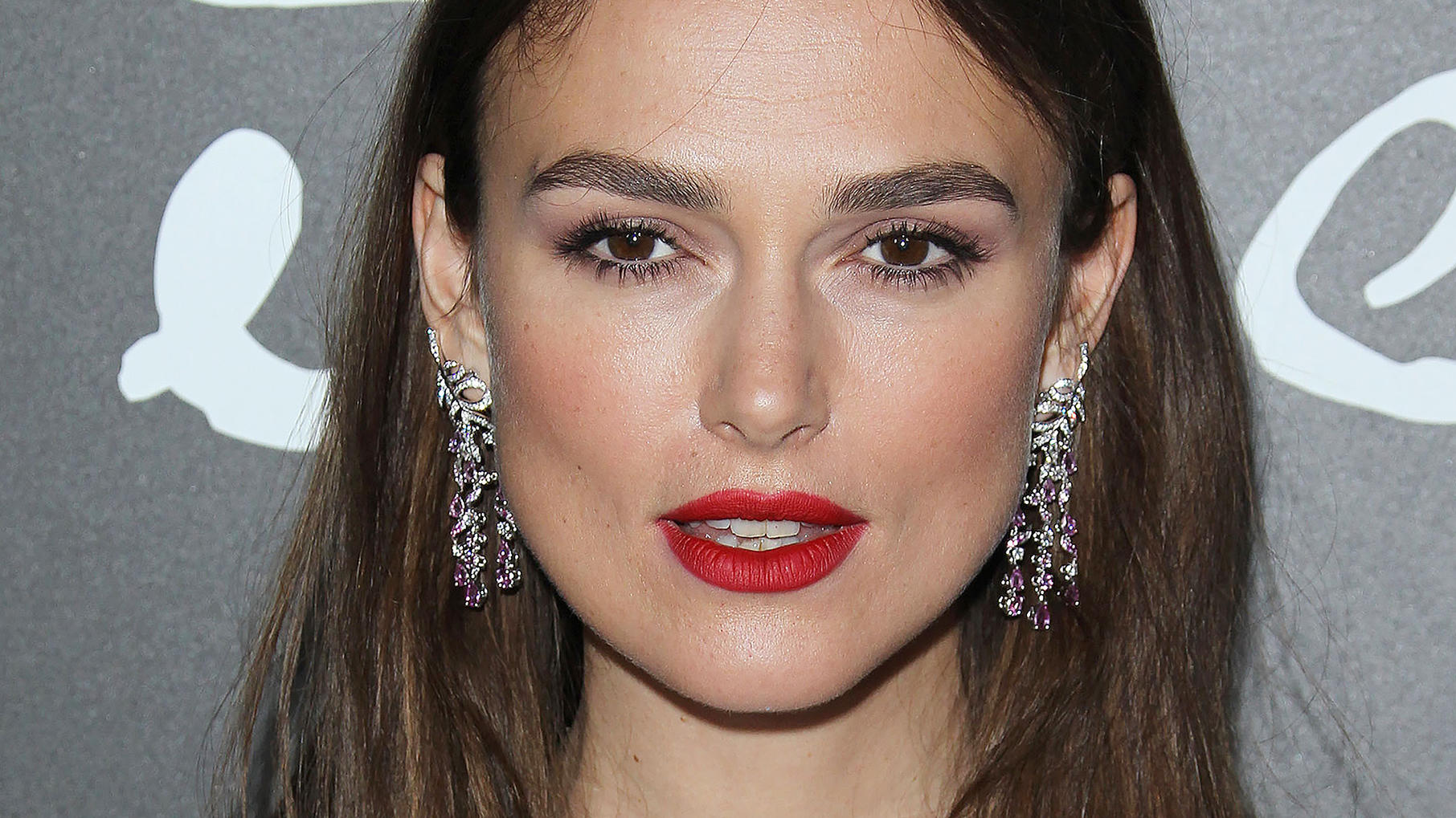 Actress Keira Knightley attends the Colette Premiere in Los Angeles, CAPictured: Keira KnightleyRef: SPL5024772 140918 NON-EXCLUSIVEPicture by: SplashNews.comSplash News and PicturesLos Angeles: 310-821-2666New York: 212-619-2666London: 0207 644 7656