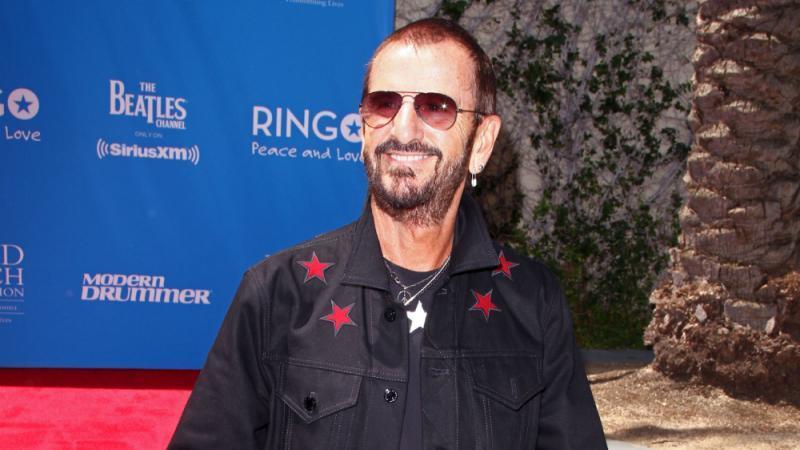 Ringo Starr: Nicht ins Gruppen-Masturbieren involviert