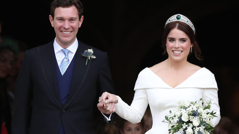 Hochzeit Von Eugenie