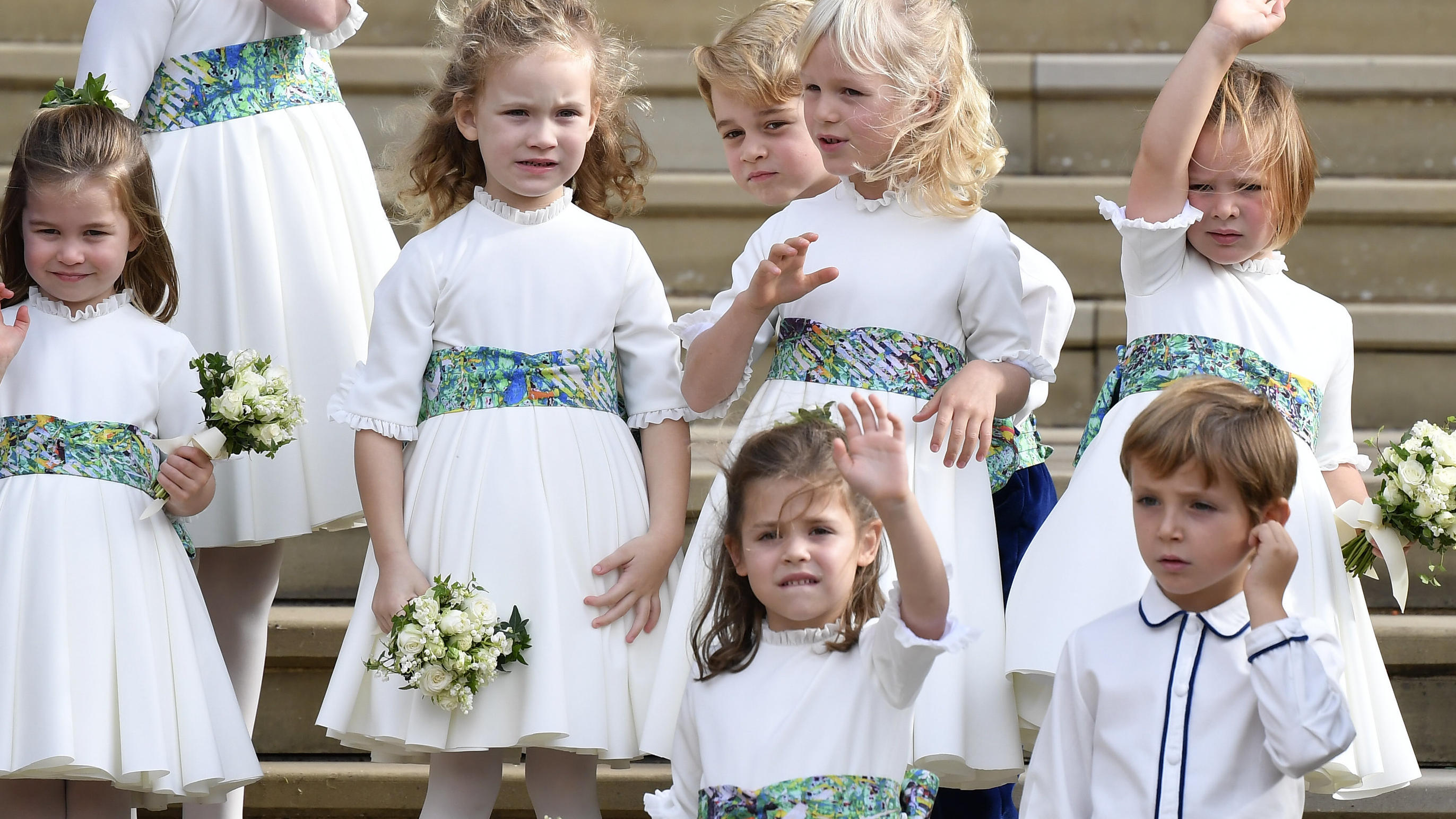 Hochzeit Von Prinzessin Eugenie Und Jack Brooksbank Robbie Williams