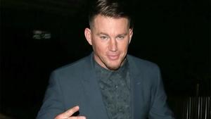 Channing Tatum happy mit Jessie J