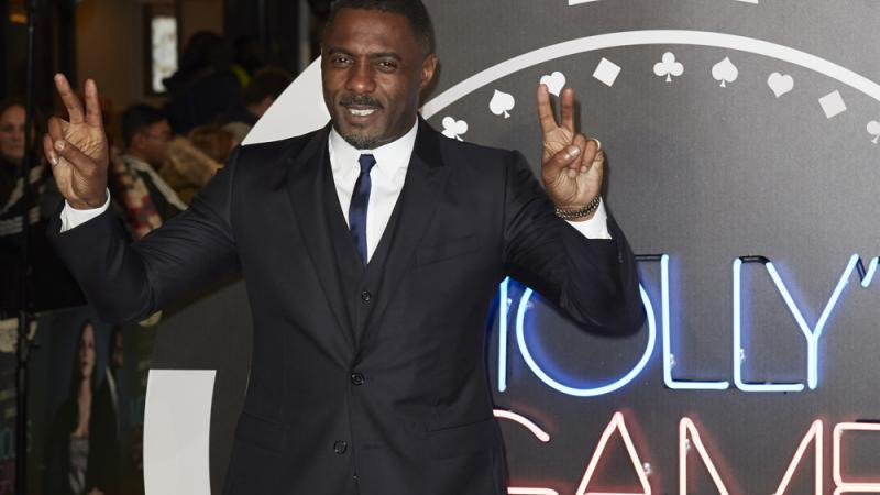 Idris Elba: Rolle in 'Cats'?