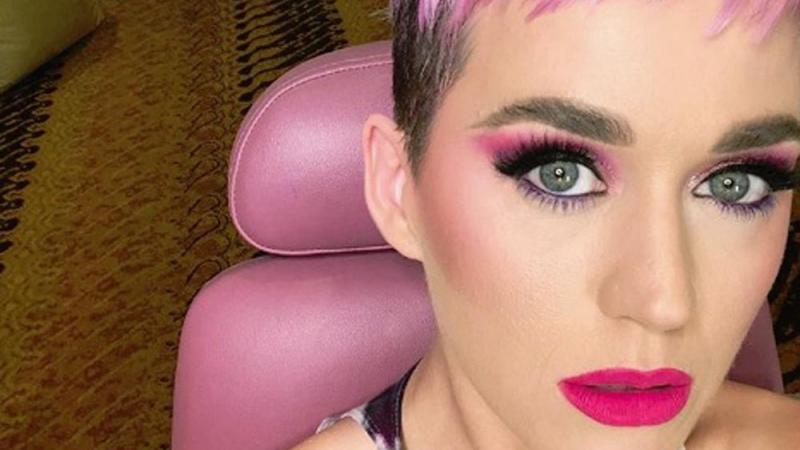 Pixie Cut Katy Perry Fuhlt Sich Stark Und Sexy Mit Neuer Kurzhaarfrisur