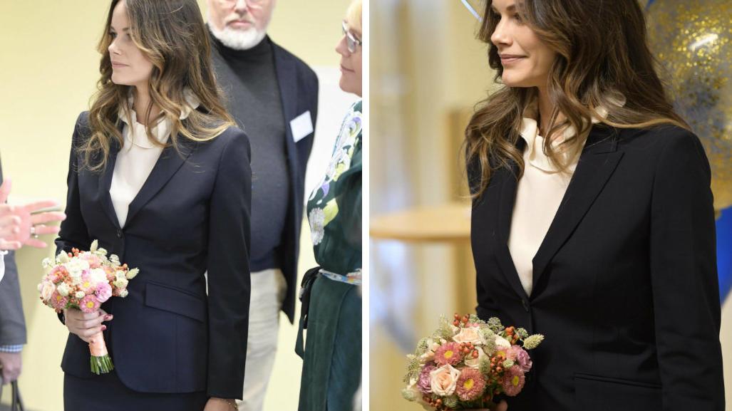 Ist Prinzessin Sofia von Schweden zum dritten Mal schwanger?