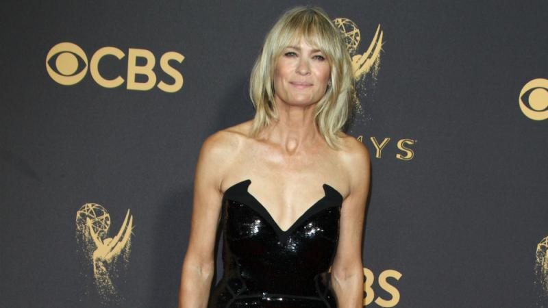 Robin Wright steht zu 'House of Cards'
