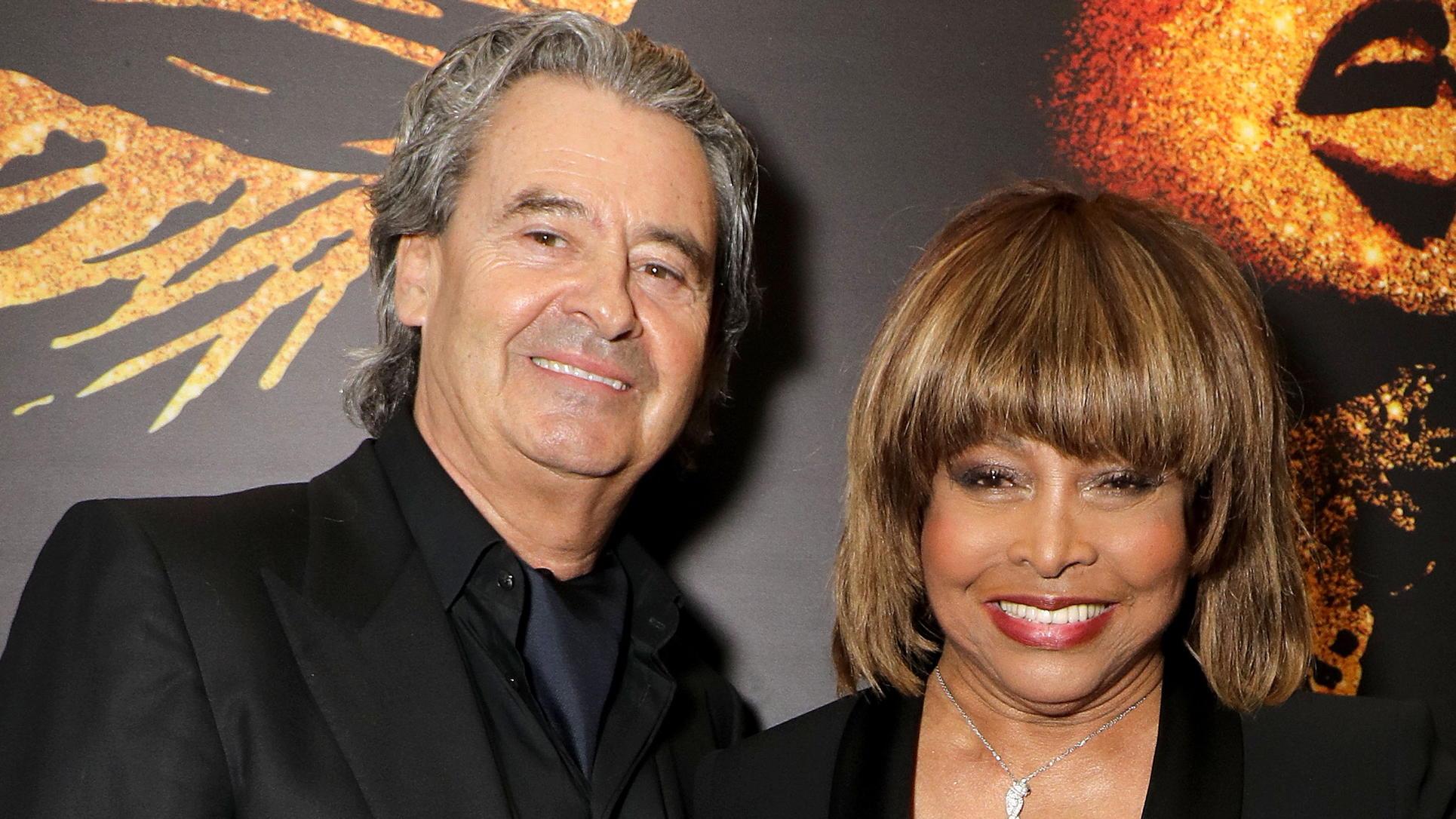 Tina Turners Mann Erwin Bach erzählt von ihrer ganz