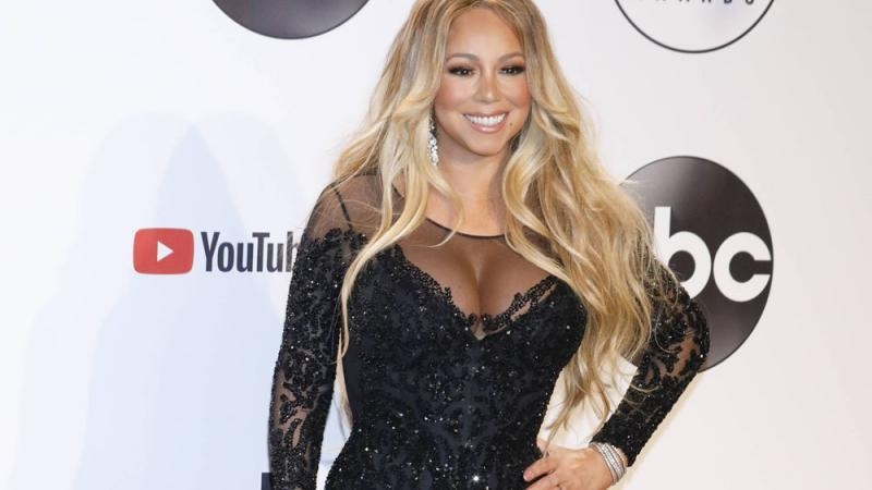 Mariah Carey: Fette Features