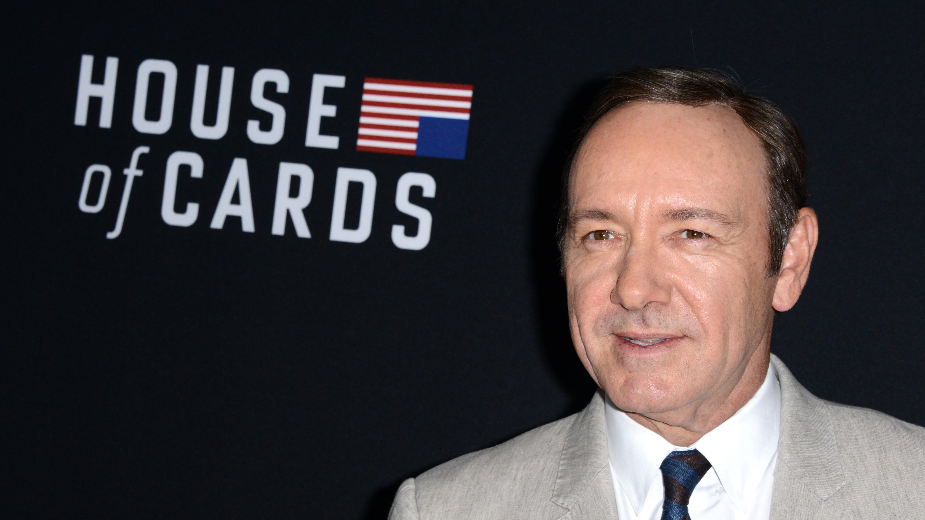 "Kevin Spacey für ""House of Cards"""