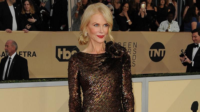 Nicole Kidman Geschockt Bewaffneter Mann Tauchte Am Filmset Auf