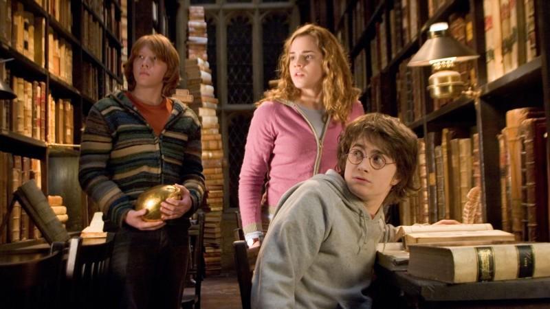 Harry Potter 40 Am Freitag