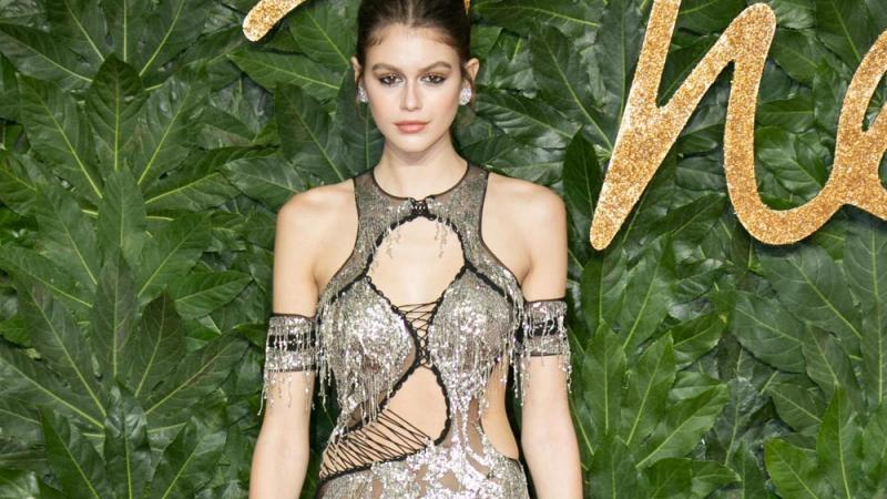 Kaia Gerber ist jüngstes 'Model of the Year'