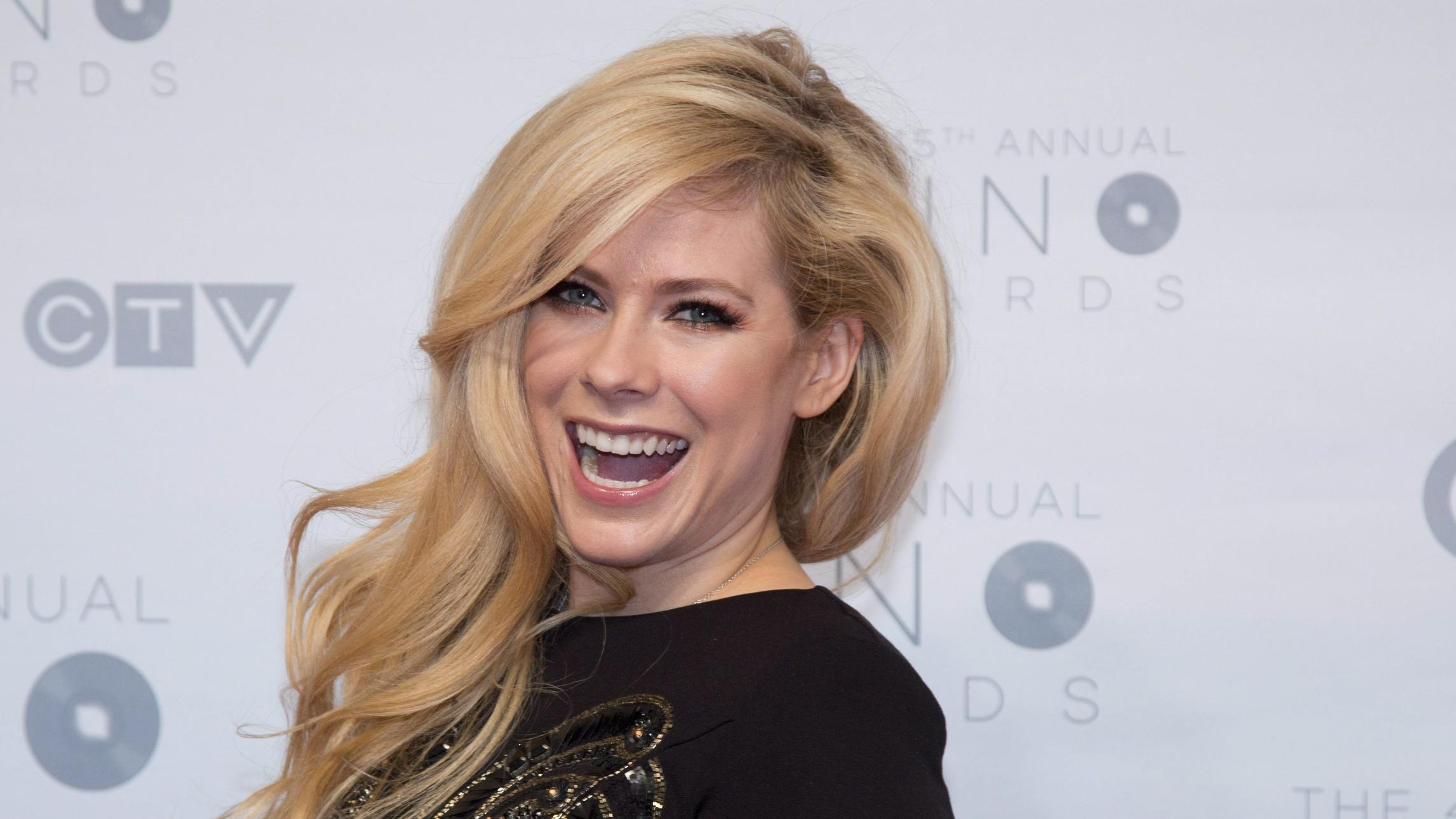 Avril Lavigne Heute