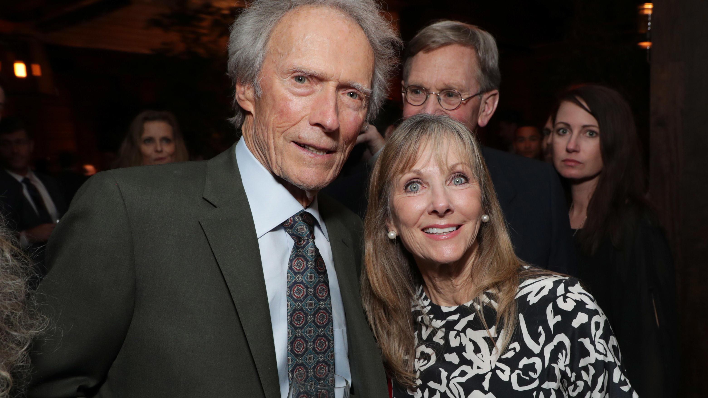 Clint Eastwood Zeigt Zum Ersten Mal Seine Geheime Tochter Laurie