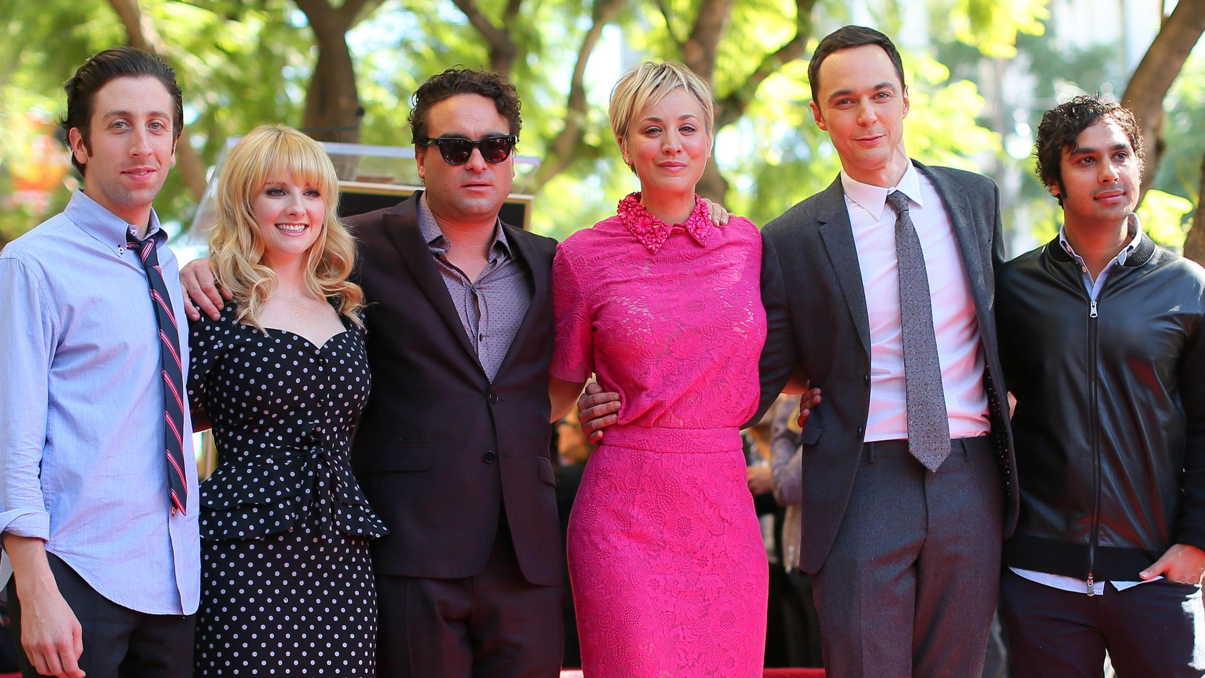The Big Bang Theory Zuwachs Lindsey Kraft Stößt Zum Cast Um Kaley