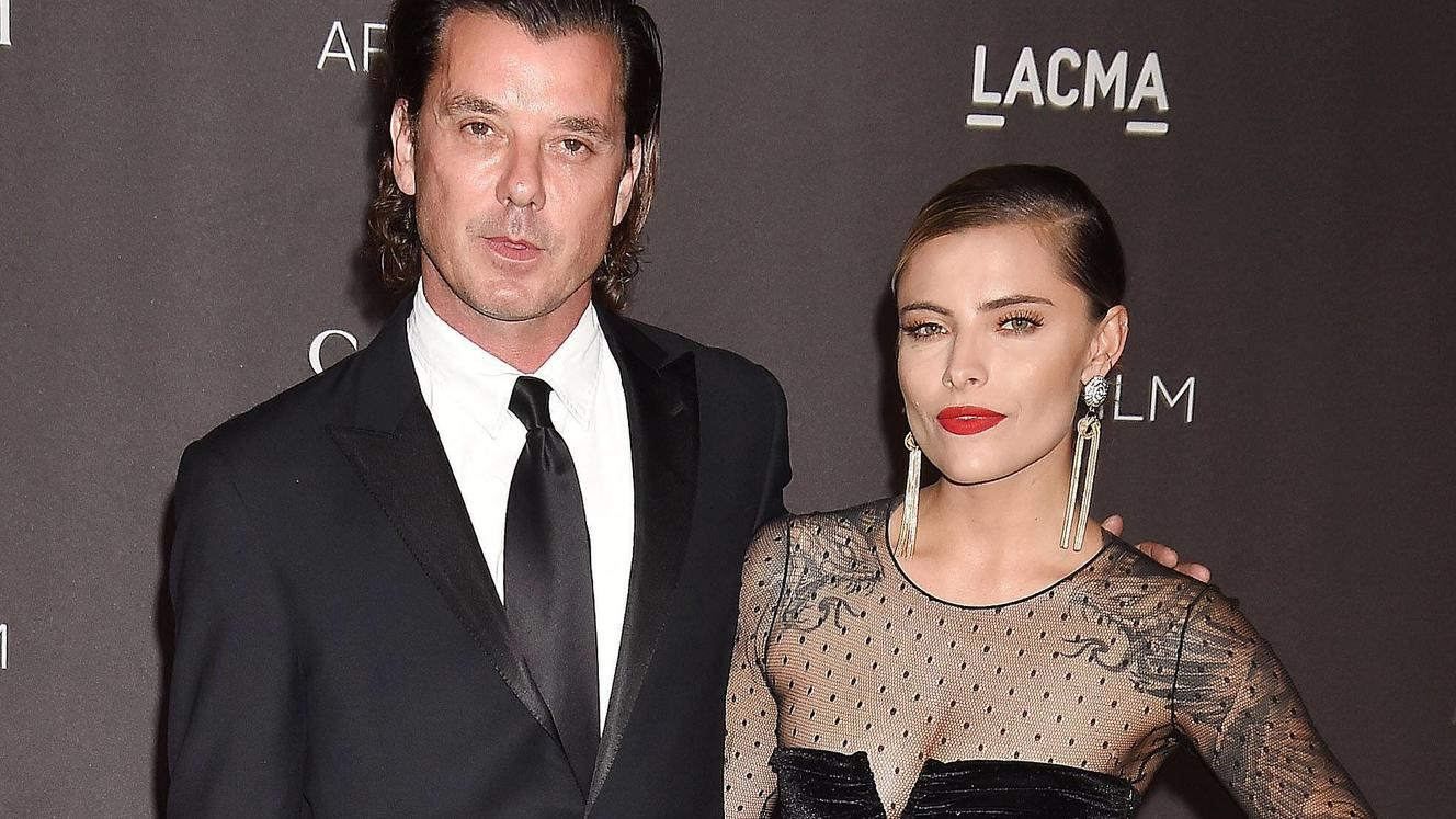 Gavin Rossdale und Sophia Thomalla bei der LACMA Art + Film Gala am 3.11.2018 in Los Angeles LACMA Art+Film Gala Honoring in Los Angeles, 2018 *** Gavin Rossdale and Sophia Thomalla at the LACMA Art Film Gala on 3 11 2018 in Los Angeles LACMA Art Fil