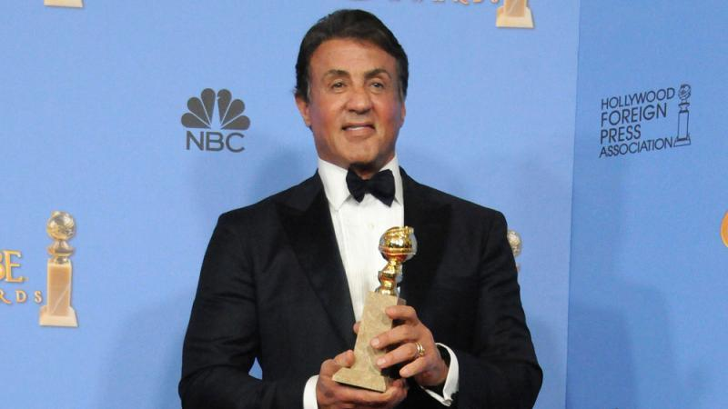 Sylvester Stallone: 'Rocky' entstand aus 'Wut'