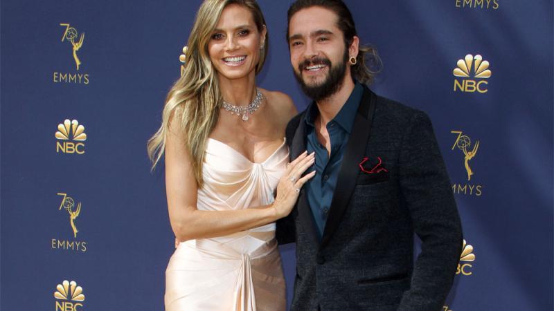 Heidi Klums Vater Dementiert Geruchte Um Hochzeit Mit Tom Kaulitz In