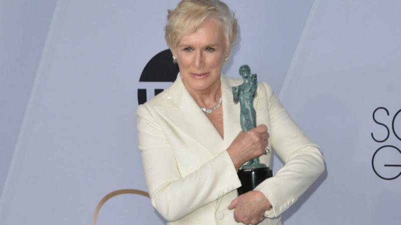 Glenn Close trug den Ring ihrer Oma