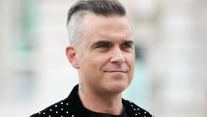 Robbie Williams: 'The Boy In The Dress'-Album