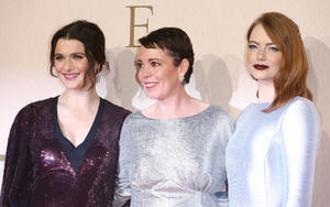 Frauenpower auf den BAFTAs 2019: 'The Favourite' und 'Roma'