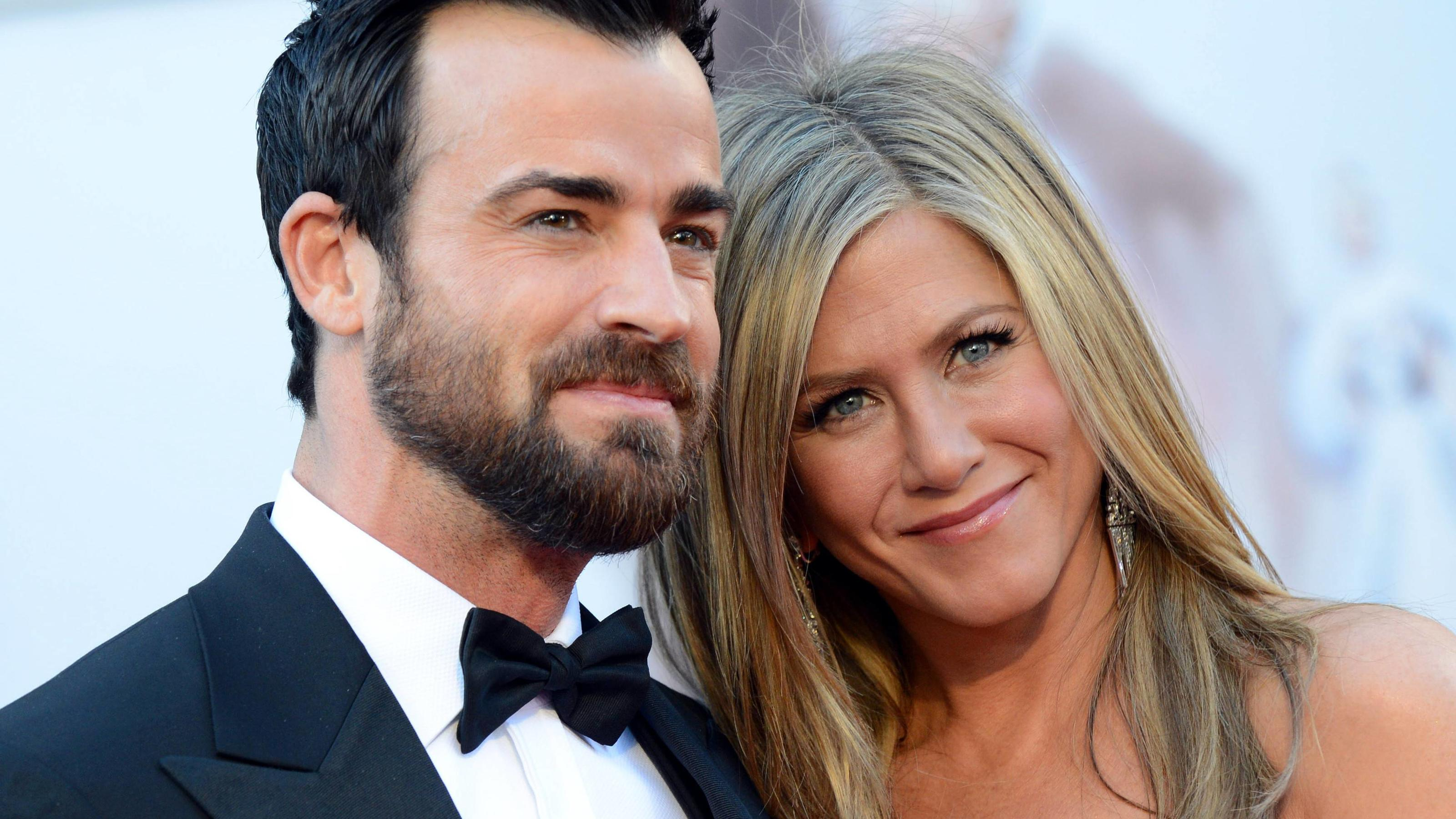 Liebes Aus Bei Jennifer Aniston Justin Theroux Waren