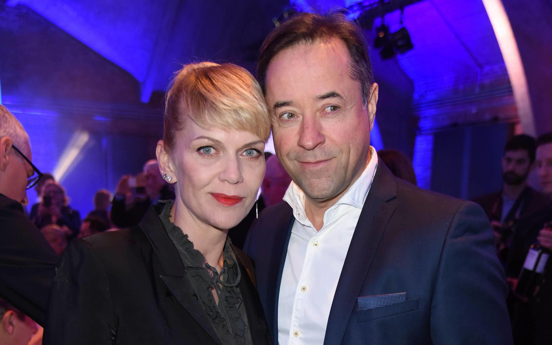 Von Wegen Trennung Anna Loos Spricht über Ihren Mann Jan Josef Liefers