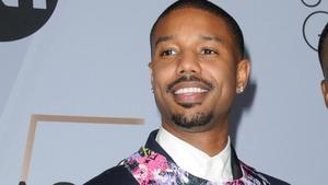 Michael B. Jordan in 'Journal for Jordan'?