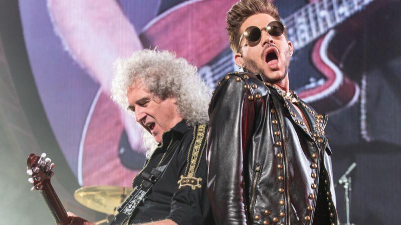 Oscars 2019 Queen Adam Lambert Eröffnen Die Academy Awards Mit Ihren Größten Hits