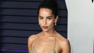 Zoë Kravitz: Im Gold-BH zur Oscar-Party