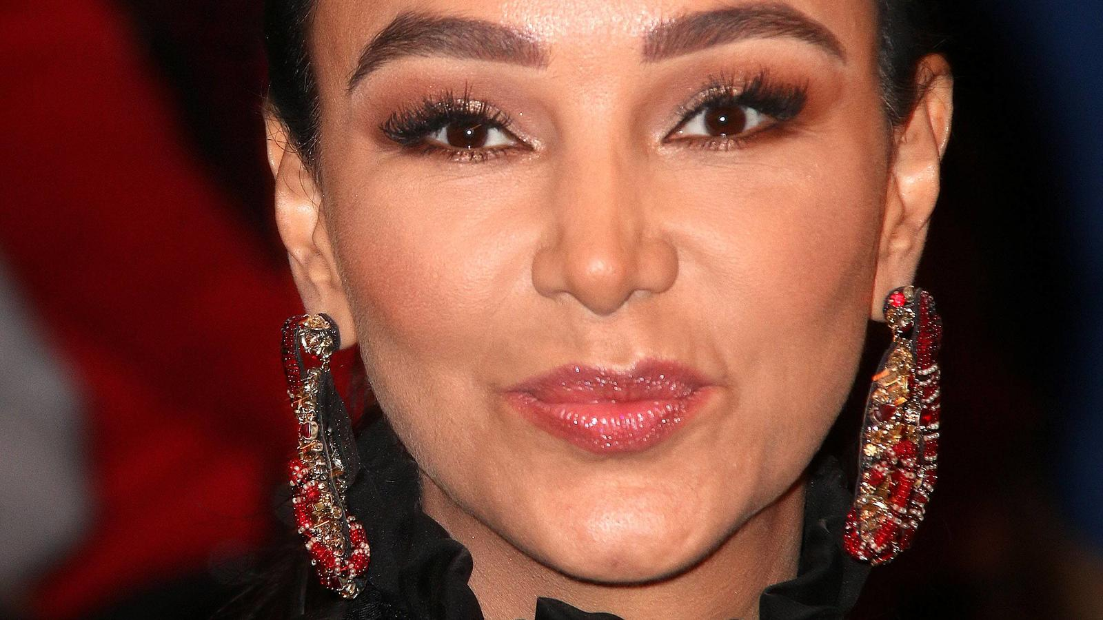 Verona Pooth zu Gast in der M.Lanz (ZDF) Talkshow am 27.02.2019 in Hamburg M.Lanz (ZDF) Talkshow am 27.02.2019 in Hamburg *** Verona Pooth guest at the M Lanz ZDF talk show on 27 02 2019 in Hamburg M Lanz ZDF talk show on 27 02 2019 in Hamburg PUBLIC