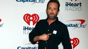 Luke Perry: Schlaganfall!