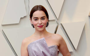 Emilia Clarke: Als die 'Game of Thrones'-Drachenmutter in Tr