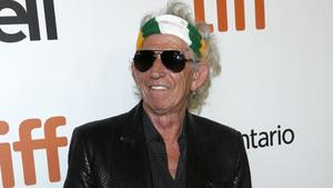 Keith Richards: An Wodka übertrunken