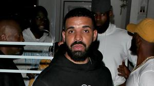 Drake: Champagner-Sause in London