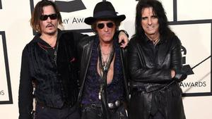 The Hollywood Vampires: Johnny Depp mit neuem Album