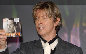 The Mercury Demos: Posthumes Album von David Bowie
