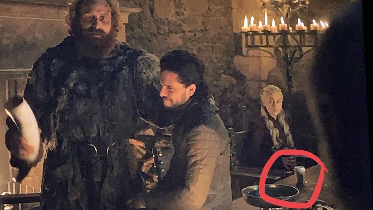 Game Of Thrones Starbucks Becher