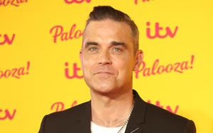 "Robbie Williams: ""In 'Angels' geht es um echte Engel!"""