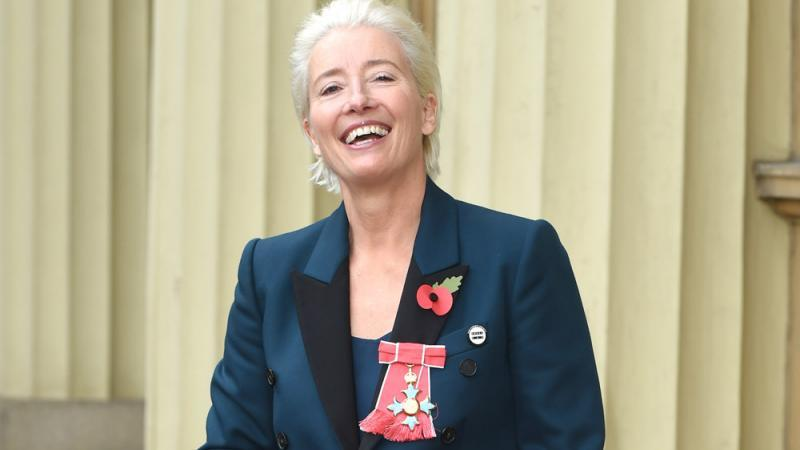 Emma Thompson soll in Cruella mitwirken