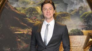 Zach Braff: Spielt in 'The Comeback Trail' mit