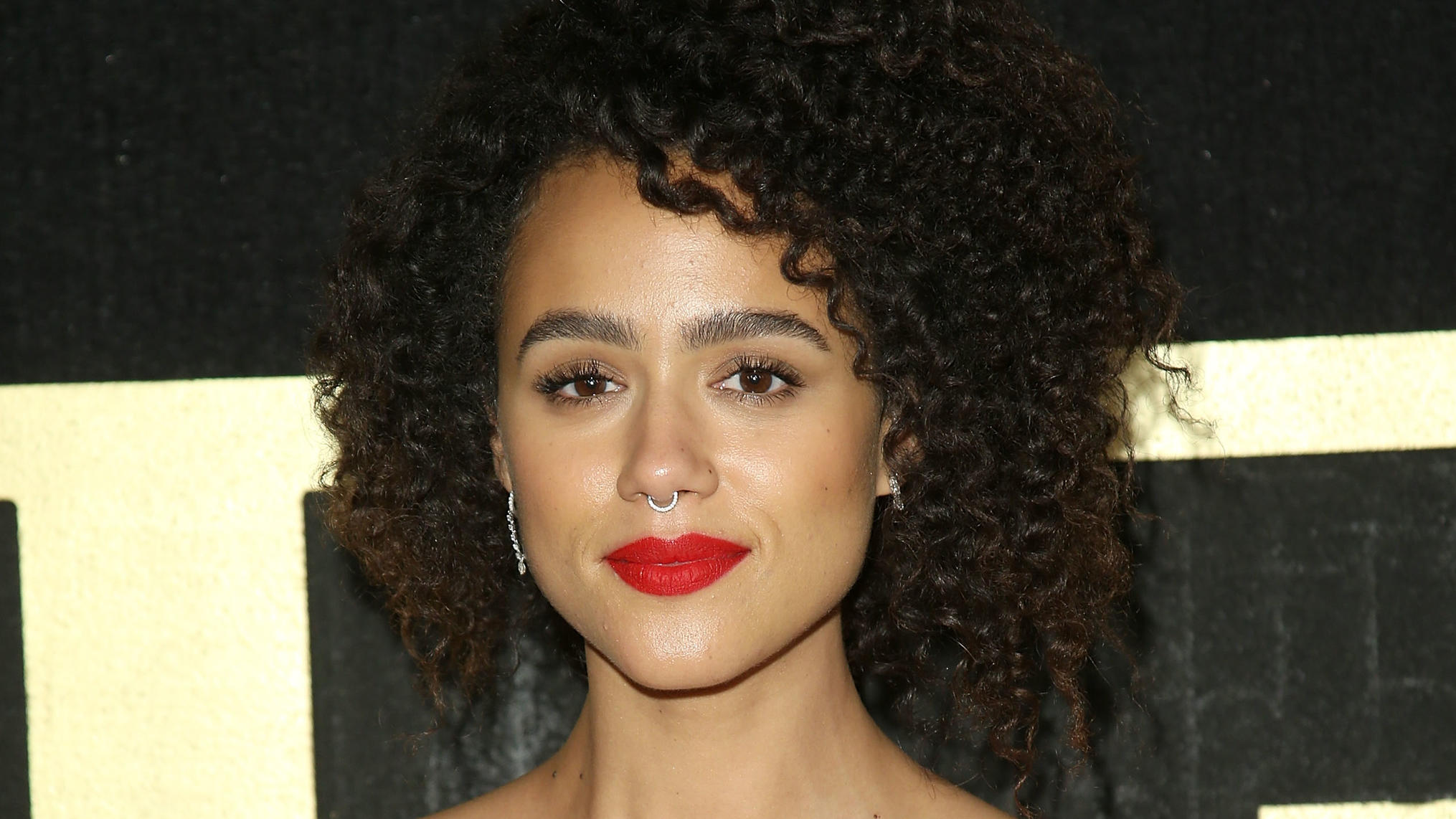 """Game of Thrones""-Star Nathalie Emmanuel bei der""Emmy Awards Reception"" am 17. September 2018 in Los Angeles, California."