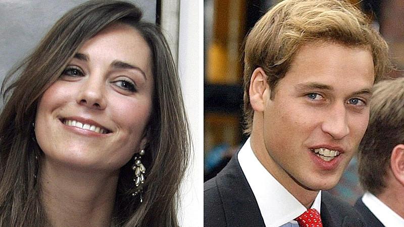 Die Kinder des Paares: George, Charlotte, Louis