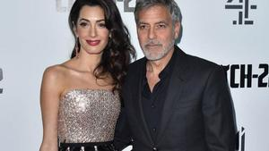 George Clooney: Er will das royale Baby sehen!